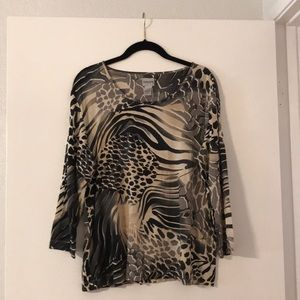 Chico's Size 3 Top!